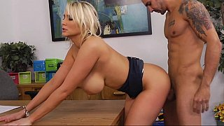 Alanah having sex at work Preview Image