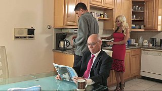 Cheating hot stepmom bangs for breakfast Preview Image