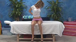 Kara gets her clothes_off. Massage Preview Image