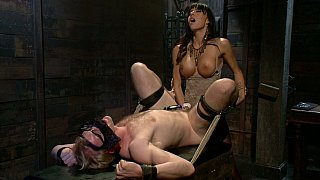Gia DiMarco fucking_her man in the_ass Preview Image