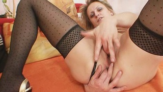 Kinky mature mom first time masturbation video Preview Image