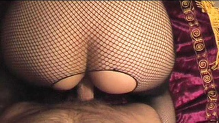 My girlfriend amateur in fishnets Preview Image