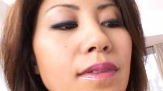 Japanese mature honey Nana Nanami is a cock loving honey who loves to suck dick Preview Image