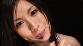 Hot Japanese MILF titty-fucks for a taste of cum Preview Image