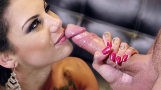 Filthy_whore_Bonnie_Rotten_slobbered_all_over_the_cock Preview Image