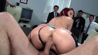Monique Alexander gets her both holes drilled by a fat dick Preview Image