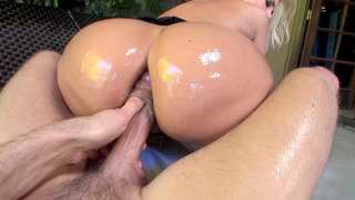 Alena Croft having anal sex for the first time on camera Preview Image