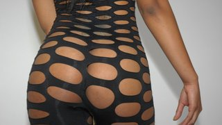 Juicy phat black pussy gets fucked in her brand new outfit Preview Image