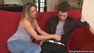 Mommy fucking her son's friend Preview Image