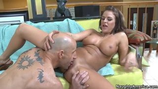 Tattooed Barry Scott in action with Brooke Belle Preview Image