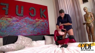 Katia D Lys_is fucking in her_latex outfit Preview Image
