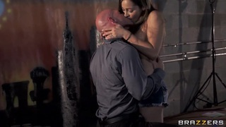 Dani Daniels and Johnny Sins screw so hard Preview Image