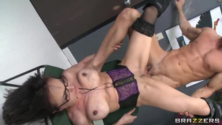 Sexy office lady_Cytherea is fucking with_Johnny Sins Preview Image