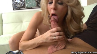 Hot mom Angela Attison seduces her cousing Preview Image