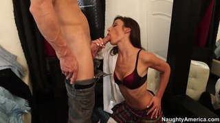 Johnny Sins is My Sister Vanessa Sixxx Hot Friend Preview Image