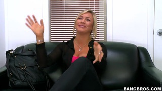 Hot interview with a beatiful Cameron Dee Preview Image