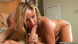 Home Alone Milf Gets Nailed! Preview Image