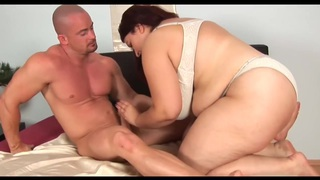 Unforgettable Redhead-BBW-Milf with Huge-Boobs fucked Preview Image