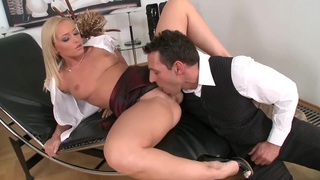 Hot Czech Secretary Fucked By Boss Preview Image