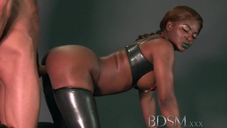 BDSM XXX Caged subs are humiliated before being taught Preview Image