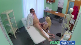 FakeHospital Sexual therapy causes patient to_squirt Preview Image