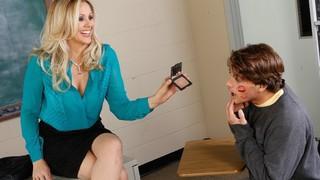 Julia Ann & Tyler Nixon in My First Sex Teacher Preview Image