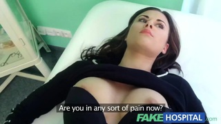 Fake Hospital Treatment make patient moan with pleasure Preview Image