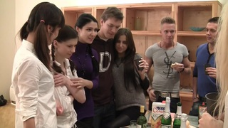 Elizabeth & Kamila & Marya & Sabina Gruda & Tanata in sexy student girl gets fucked in a hardcore video Preview Image