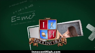 InnocentHigh_-_Promiscuous_Teen_Fucks_Teacher Preview Image