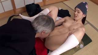 Kendo Student Lets Sensei Have Her Preview Image