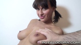 Cute Czech puts her beautiful boobs to work Preview Image