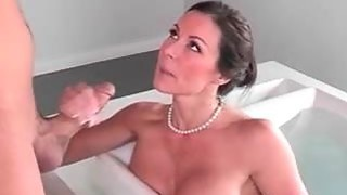 Step mom teach her daughter to suck Preview Image
