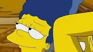 Simpsons Hentai  Cabin of love Preview Image
