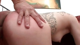 HD Spanked red ass bouncin POV Preview Image