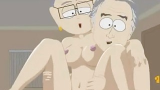 South Park Hentai  Richard and Mrs Garrison Preview Image