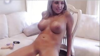 Hot Web Cam Girl Fucks Her Fuck Machine Preview Image