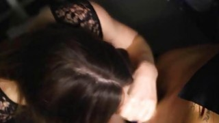 Big tits Samantha Bentley gets fucked hard in the ass Preview Image