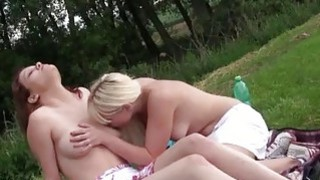 Hot lezzies going on a picnic Preview Image