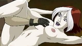 XMen Porn Rogue fantasy Preview Image