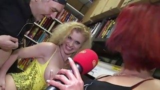 MAGMA FILM German Orgy at the DVD store Preview Image