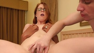 Redhead_Wife_Makes_Her_Husband_Suck_Black_Cock Preview Image