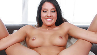Sexy amazon takes her turn on the casting couch Preview Image