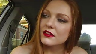 Stranded Farrah gets fucked in public Preview Image