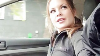Teen Alessandra Jane smashed_by stranger_dude in the car Preview Image