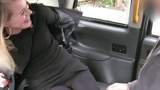 Blonde gets anal banged in fake taxi public euro Preview Image