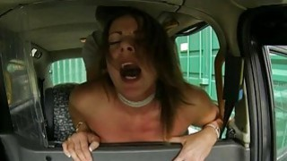 Slutty passenger offered pussy for free Preview Image