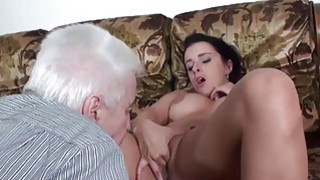 MAGMA_FILM_Busty_Hot_Teens_teasing_Grandpa Preview Image