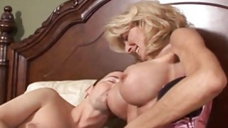 OMG Big Tits Granny really loves when it hurts Preview Image