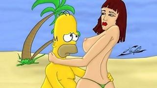 Simpsons sex parody Preview Image