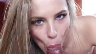 Jillian Janson Delivers Sloppy Messy Blowjob Preview Image